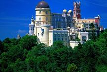 Sintra | Portugal  / The magnificent historic town of Sintra and its surroundings with centuries-long history of royalty and aristocratic life.