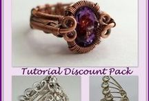 Tutorial Discount Packs / Bulk discount packages for my tutorials - enabling you to save some money!!!! / by Abby Hook