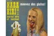 HARA-KIRI journal bête et méchant