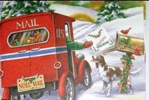 Vintage Xmas / by Marie Taylor