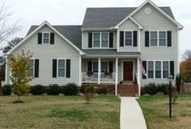 """Haven Builders (New Homes) / Examples of our work. Custom homes on your lot! """"Ready-to-close"""" homes in several subdivisions, your home plans or ours, design assistance"""