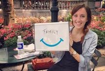 What Makes You Smile? / Our GLO Good Team travels around NYC asking New Yorkers what makes them smile.  Check it out!