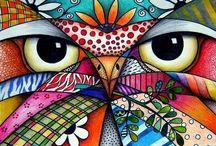 Bird Art for Kids