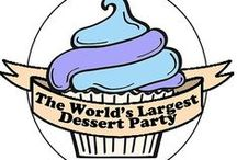 The World's Largest Dessert Party