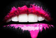 Makeup; Lips