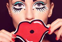 Makeup; Avant Garde