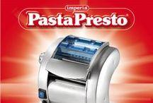 Imperia Pasta Presto / La macchina da pasta ultima generazione. The pasta machine latest generation.