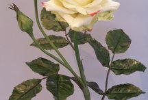 Sugar Flowers - Cukorvirágok / Sugar flower / Gum paste flower