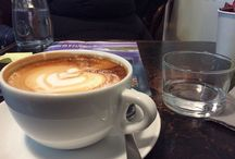 Coffee in Paris / Find out about hip cafes in Paris where you can get the finest plantation coffees from around the world.