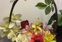 Sugar Flowers HA / My favorite sugar flowers