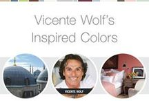 Color with PPG / https://www.ppgvoiceofcolor.com/collections/vicente-wolf