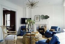 Living Rooms / The room where you relax with family and friends should fit your life and lifestyle