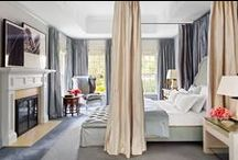 Bedroom Designs / Bedrooms are a place to unwind and rest your body and soul.