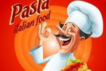Pasta Art / Visioni artistiche di pasta Artistic vision of pasta