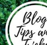 Blog Tips and Tricks / Blog advice and tips, from post ideas to social media and everything in between!