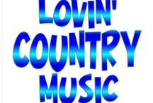 Music - Country / by Sheila Kendrick
