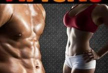 Getting in shape / Have a Regular exercise and workout to make us in good shape and healthy  / by Wilfredo Maceres
