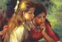 Mis pintores clásicos preferidos. / by Natividad Gaset Burriel