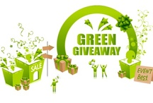 Green Contest & Giveaway / If you are a green business owner and have some green contest prize to giveaway, you are welcome to join this board. Simply leave a comment at the first pin so I can send you an invitation. Please do NOT DUPLICATE your giveaway and the pin should link to your contest page. Otherwise it will be deleted.Thank you and happy pinning.