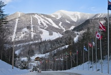 Travel - Vermont. / March 2012: Snowboarding on an Olympic mountain! BEEN THERE, DONE THAT!