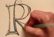 Craft - Font. / Make it pretty!
