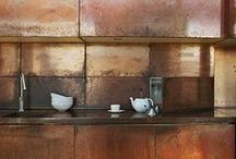 Objets et meubles: Effets métalliques