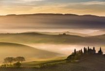 Tuscan Landscapes&Towns