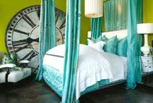 Colouration / by Fiona Jane Interiors
