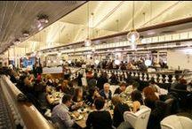 CENA HC NIGHT BARCELONA / Después de la HC NIGHT disfrutamos de una agradable cena en un famoso restaurante del centro de Barcelona, reservado para los 150 clientes que asistieron al Show