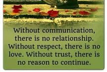 The Language of Love / Love is shown in time, trust, truth, and teamwork.