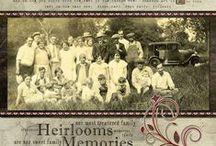 Heirlooms / family heirlooms