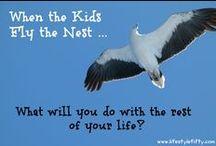 Empty Nest / Launching adult children well.