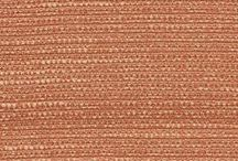 Orange & Coral - Living Room / Color inspiration....fabrics, trims and more can be found on our materials library. Search by name or item number at http://app.lafvb.com/library