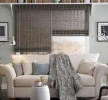 Cozy Book Nook / Comfortable and cozy interior design #blinds #shades