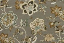 Sage, Sand, & Saffron - Traditional Bedroom / Home decor, bedding, draperies, window coverings
