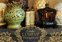 Scent Savvy Electric Lumine Fragrancer and Scent-IN Gelee Fragrance. Scent Savvy Fragrances Air! / Scent Savvy Fragrances Air! A Flameless Glow you can Personalize with Fragrance. Pair your favorite Electric Lumine Fragrancer with Scent-IN Gelee Fragrance to instantly glow & fragrance safely!