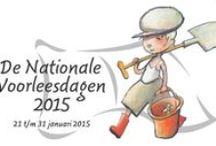 De NVD 2015 (De Nationale Voorleesdagen 2015)