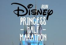Run Disney Events / Tips, Tricks and Training for a runDisney Event