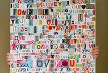 Valentijns diy / diy voor valentijnsdag