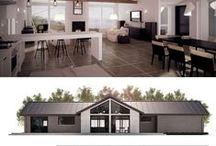 domy / wnętrza