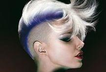 Looks Avant-garde women / Arte y peluquería