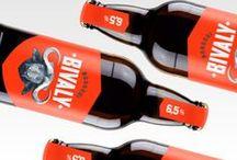 #Vaterbier - Beer Labels We Love / Die besten, schönsten und coolsten Bieretiketten. Diese Biere will man einfach probieren.