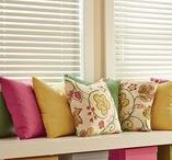 Bedding & Pillows / home interiors