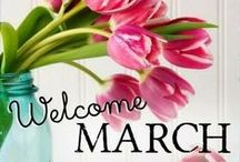 Months - March / Welcome!! Come on in and sit for a while. NO PIN LIMITS on my boards! I am here to share and enjoy Pinterest! Have fun, I hope you Follow my boards! :-)  / by Susie