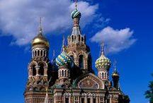 Charme de la Russie