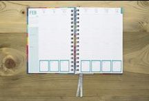 Unique Life Planner / Plan your Unique lifestyle with your personalised planner! Add your own photos, chose your cover design, ribbon, wire. Chose what handy pages you would like inside relating to your Unique Lifestyle.