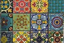 Moreschi, Arabeschi e Azulejos