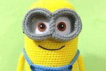 Crochet Toys / Crochet Toys, crochet doll, amigurumi animals crochet pattern free