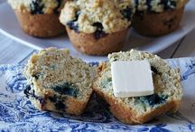 Recipe - Muffins. / Top of the muffin to you!