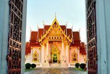 Thailand / From Bangkok to the islands of the Gulf of Siam: Koh Samui, Koh Tao&Koh Nang Yuan